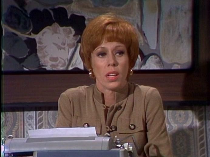 The Carol Burnett Show: Episode 7.17