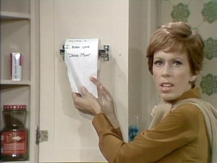 The Carol Burnett Show: Episode 8.1