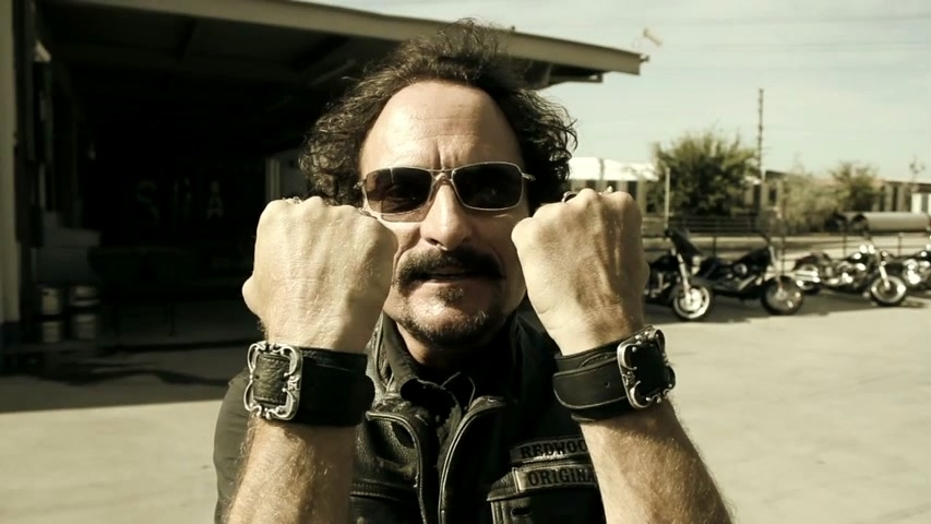 Sons Of Anarchy: Before The Anarchy: Tig