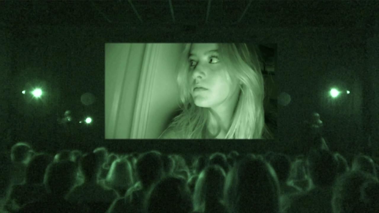Paranormal Activity 4 (TV Spot 3)