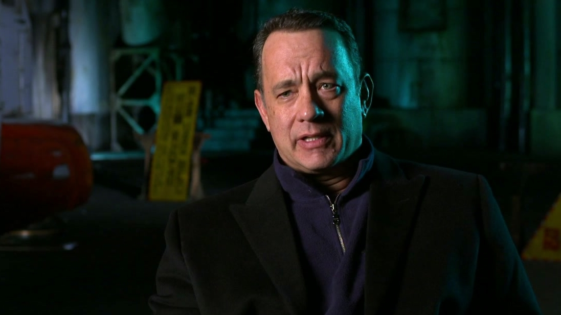 Cloud Atlas: Tom Hanks On Working With An Ensamble Cast