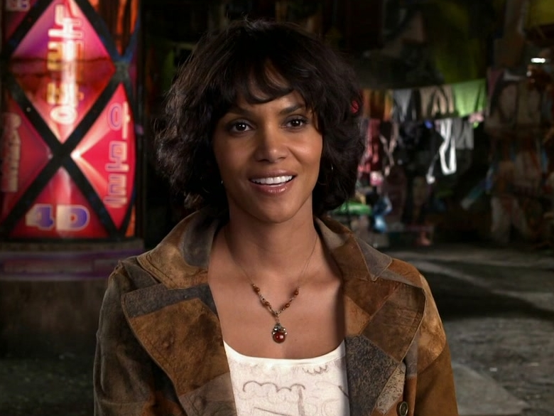 Cloud Atlas: Halle Berry On Finding Out Which Roles She'd Be Playing