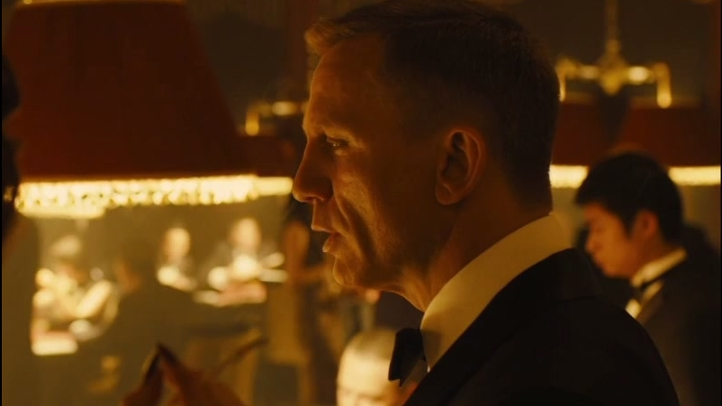 Skyfall: Bond, James Bond