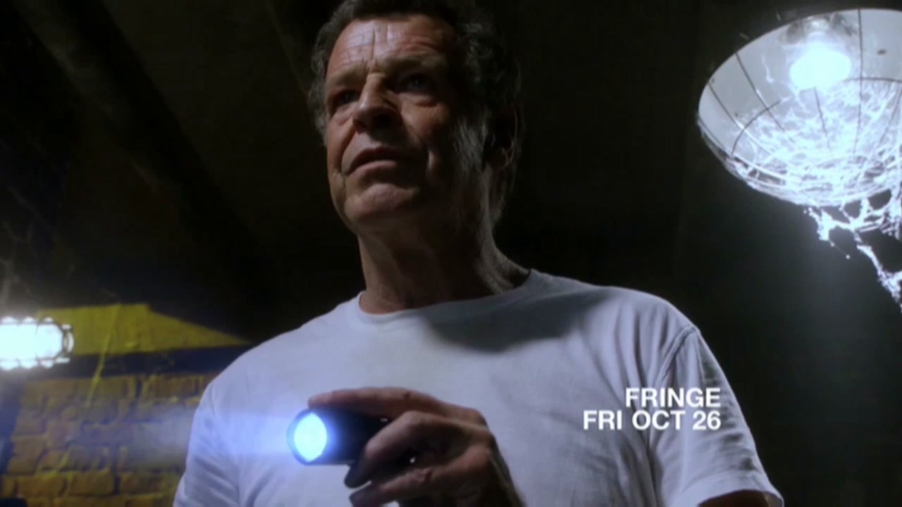 Fringe: The Bullet That Saved The World