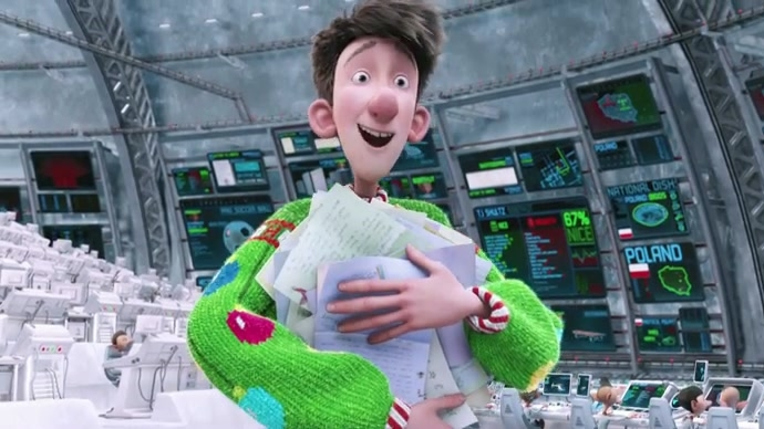 Arthur Christmas Reviews Metacritic