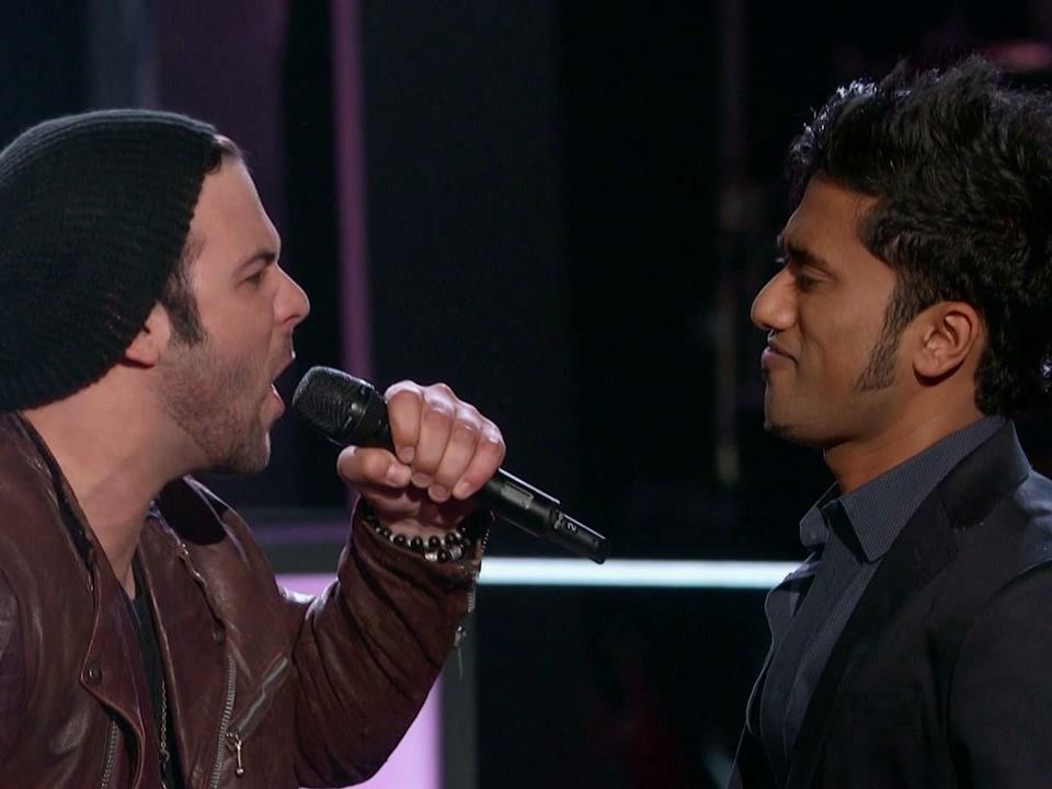 The Voice: Sam Vs. Benji