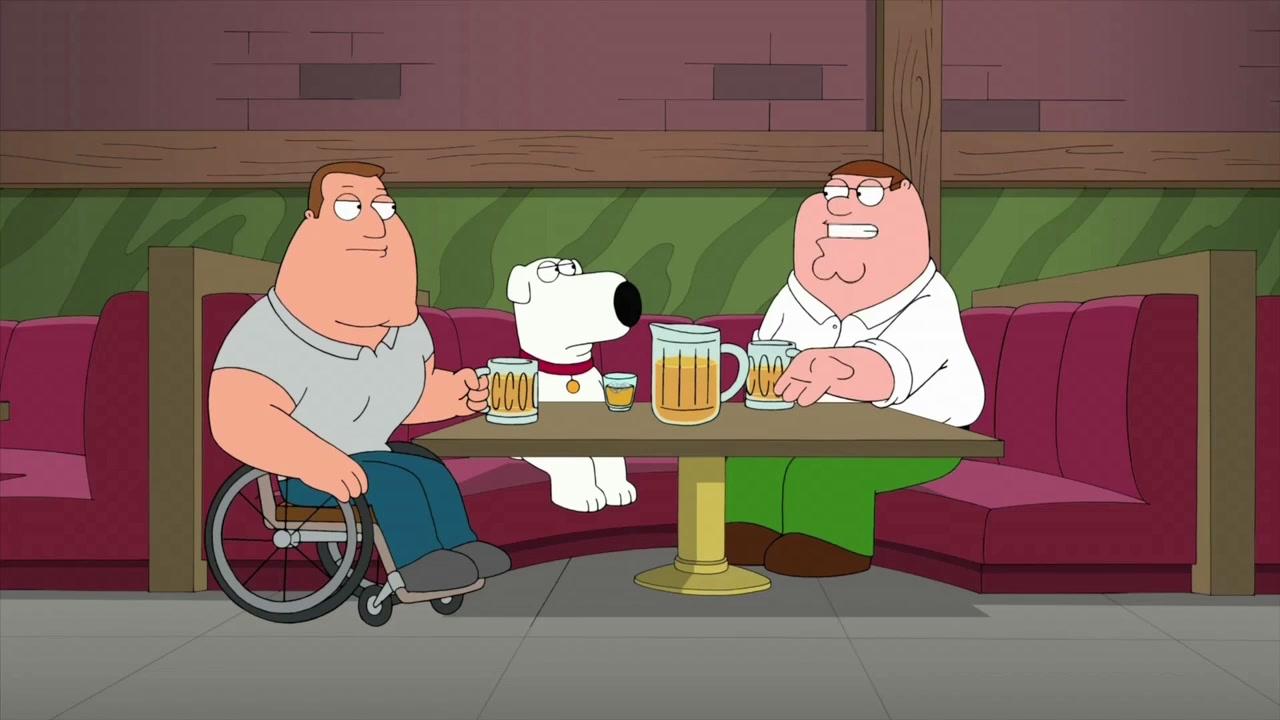 Family Guy: Cragmire Is Weird