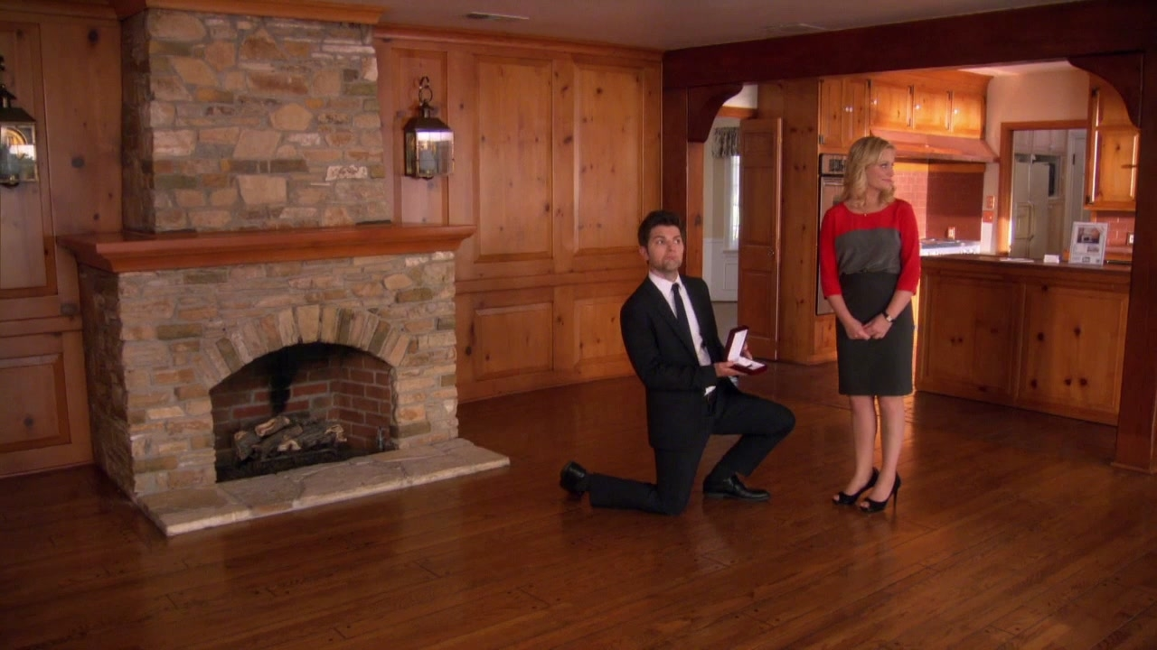 Parks And Recreation: Halloween Surprise