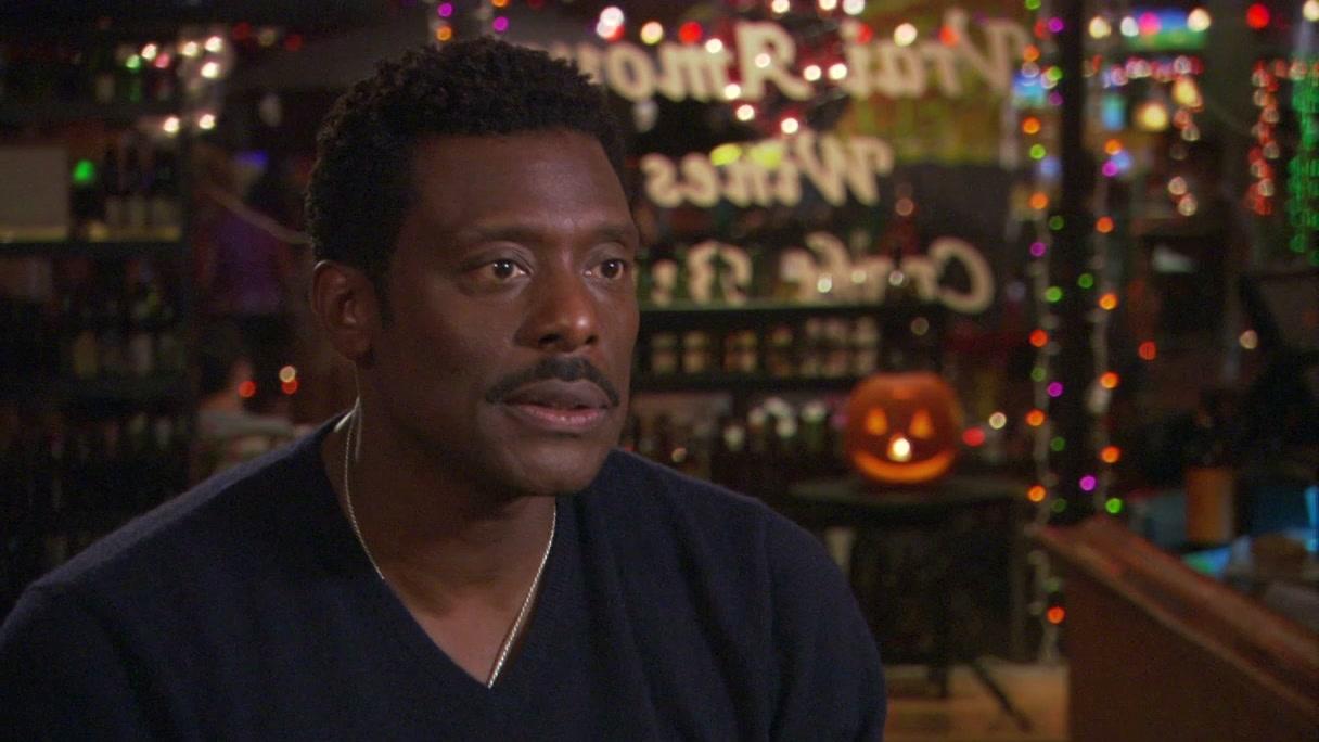 Chicago Fire: Interview Excerpts Eamonn Walker-Chief Boden