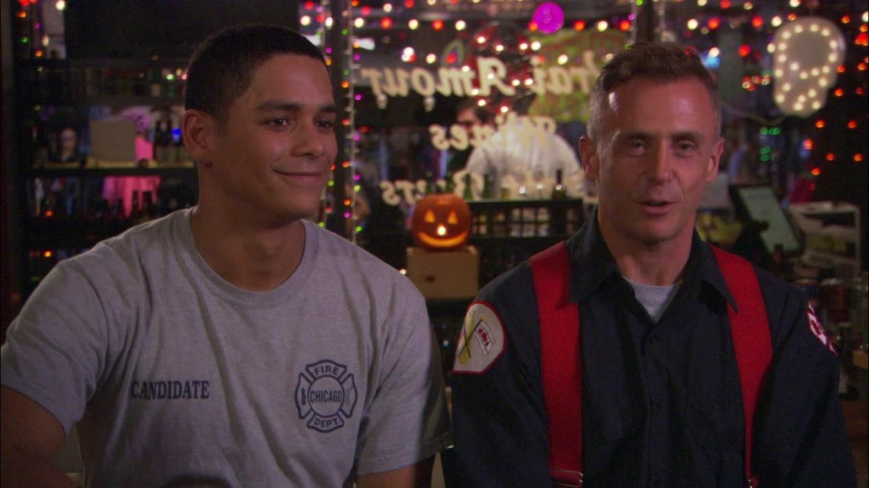 Chicago Fire: Interview Excerpts Charlie Barnett-Peter Mills And Dave Eigenberg-Christopher Hermann