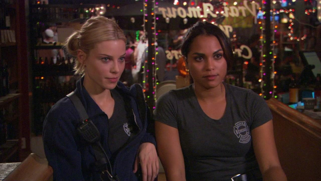 Chicago Fire: Interview Excerpts Monica Raymund-Gabriela Dawson And Lauren German-Leslie Shay