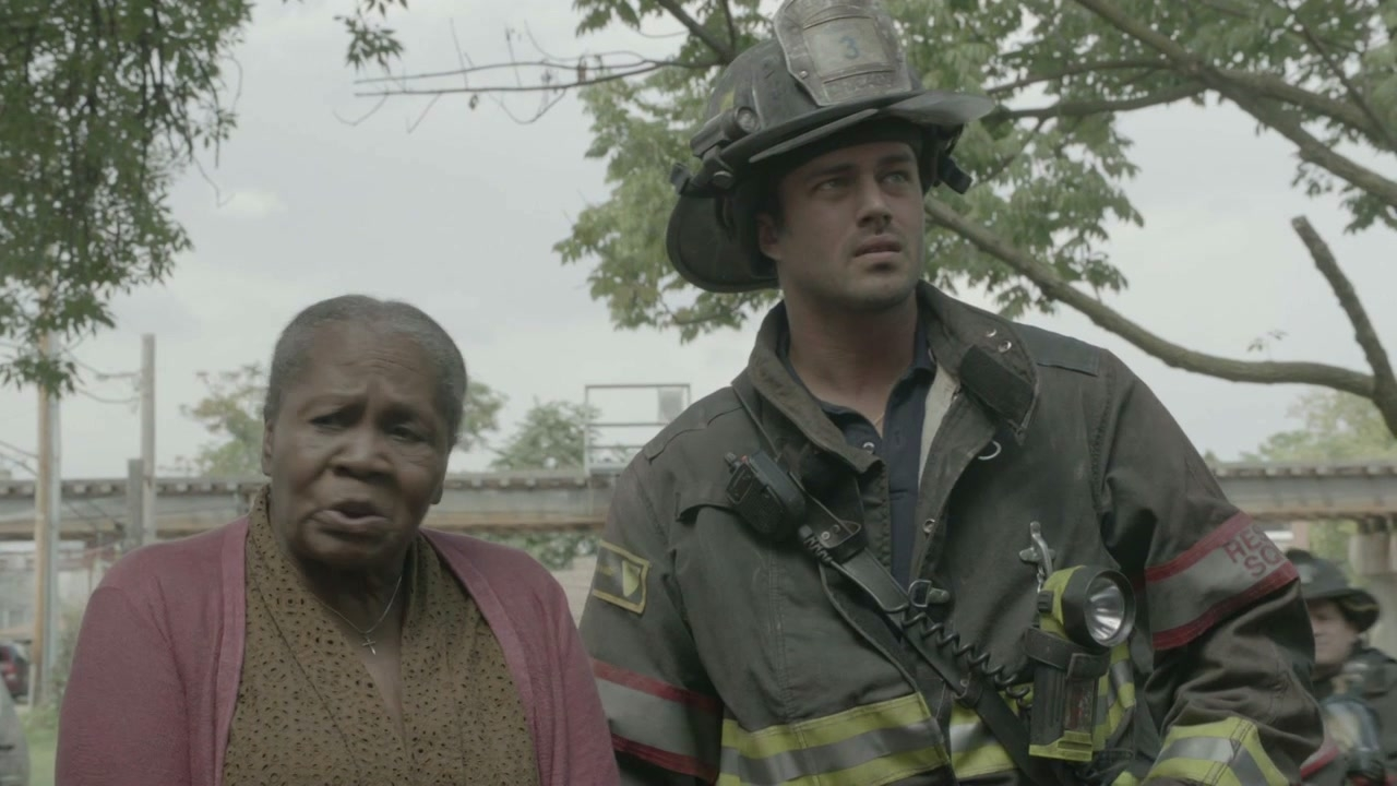 Chicago Fire: Fire Out On Arrival