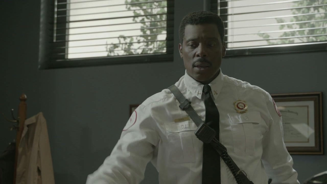 Chicago Fire: Chief Boden Defends How Fire Was Handled