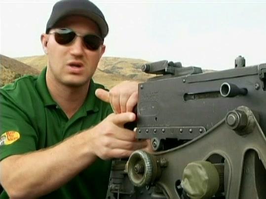 Top Shot: Have Machine Gun Will Travel