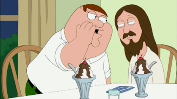 Family Guy: I Dream Of Jesus