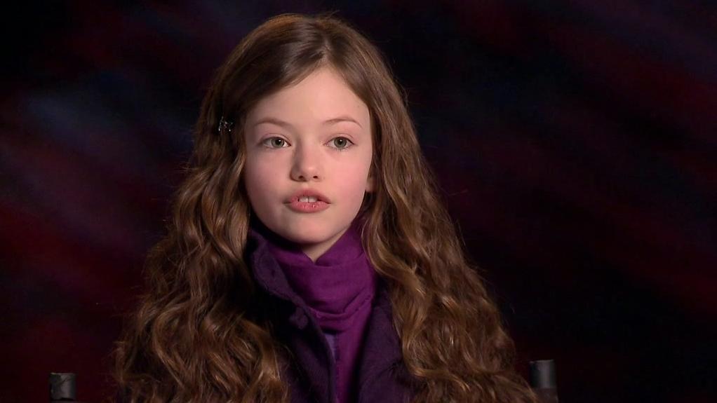The Twilight Saga: Breaking Dawn-Part 2: Mackenzie Foy