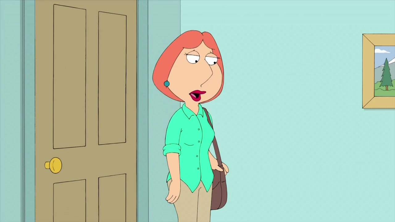 Family Guy: Lois Comes Out Of Her Shell