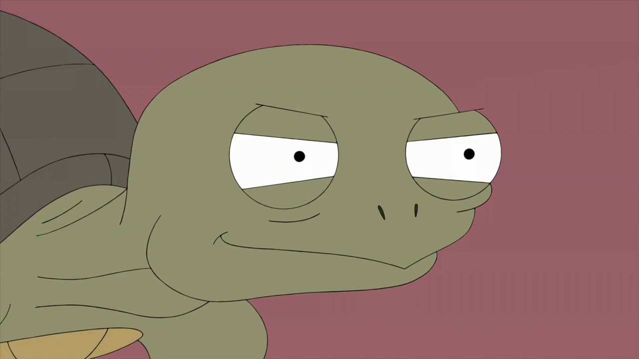 Family Guy: The Turtle Did It