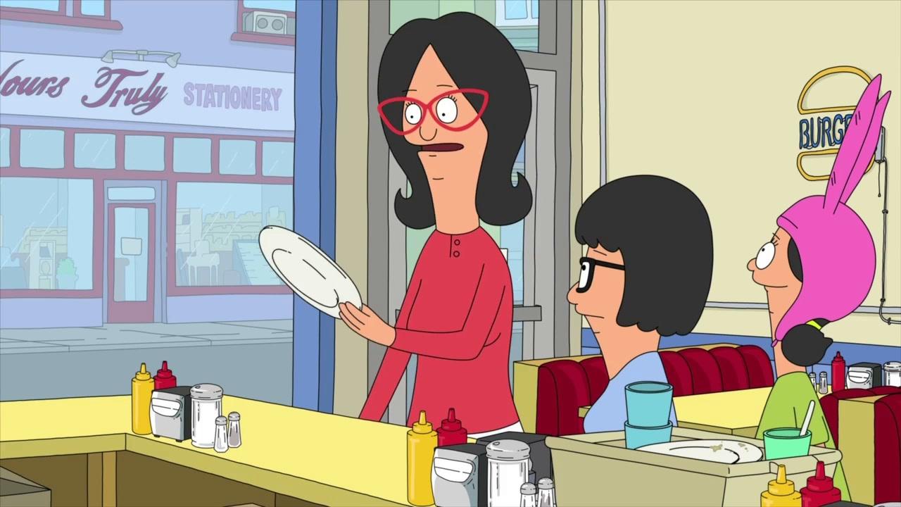 Bob's Burgers: Breaking Plates