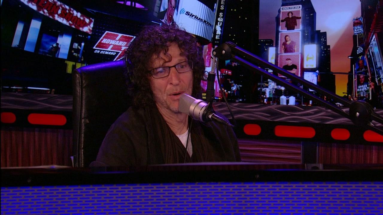 America's Got Talent: Howard Stern Announcement Video