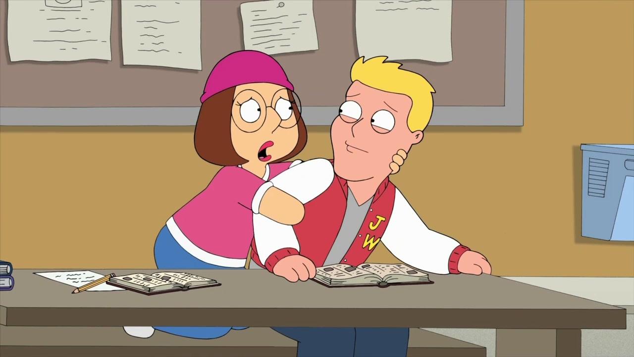 Family Guy: Desperate Meg