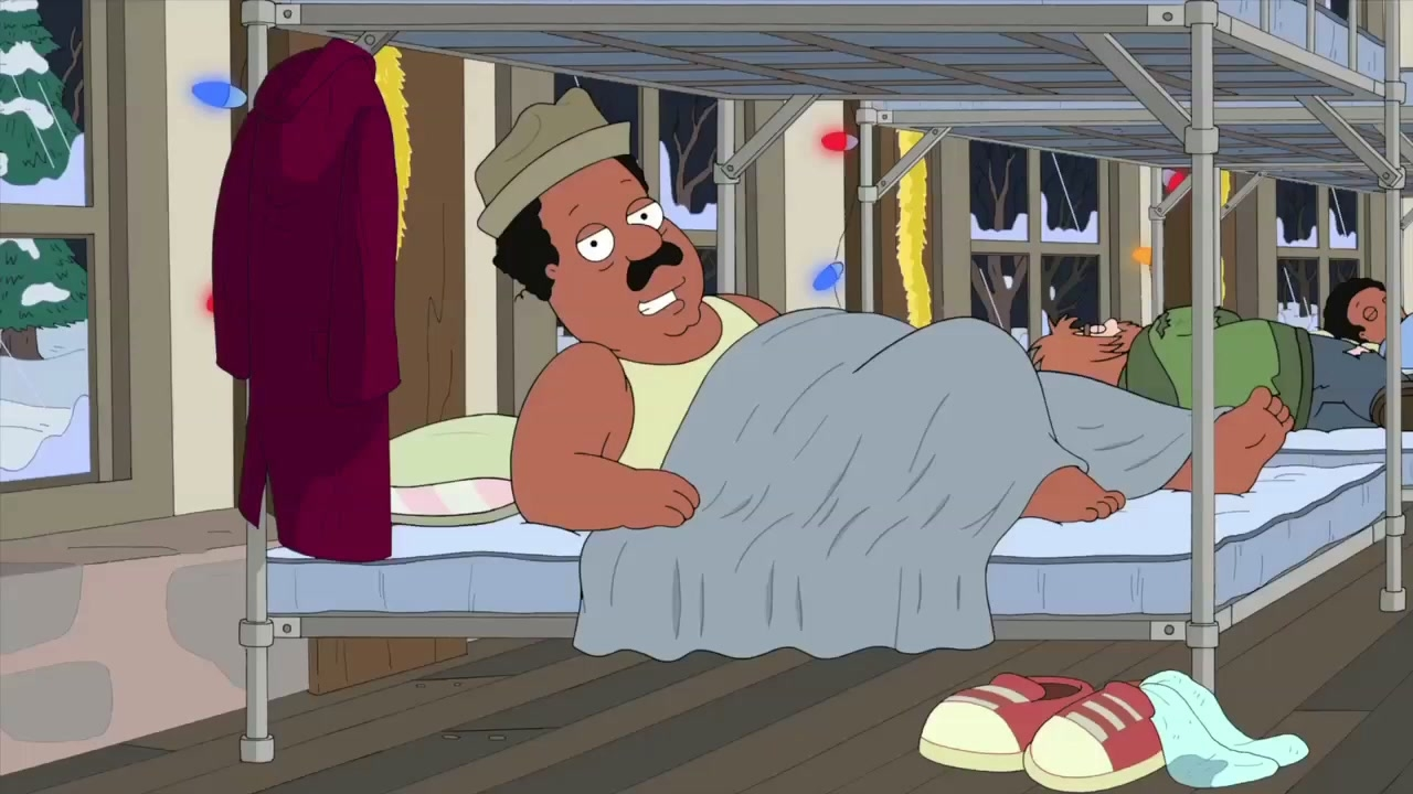 The Cleveland Show: Homeless Cleveland