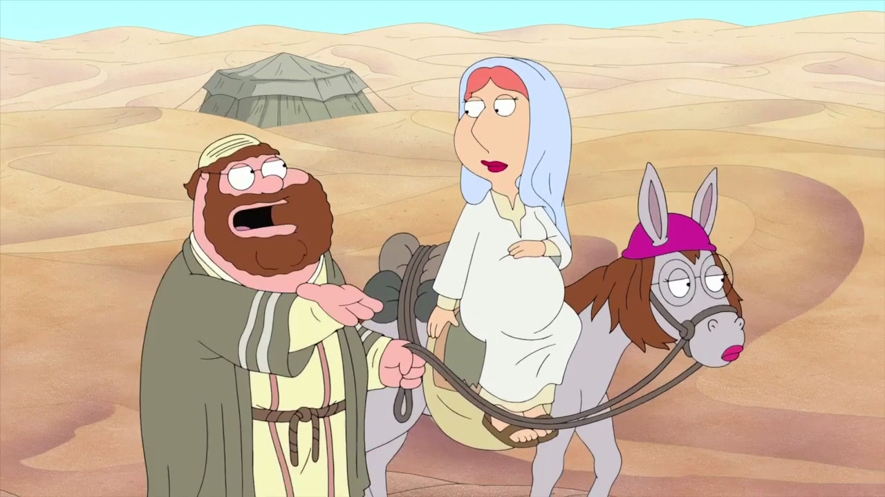 Family Guy: Confused Peter