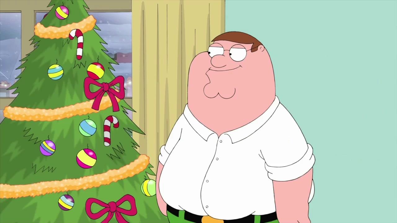 Family Guy: Jesus, Mary and Joseph!