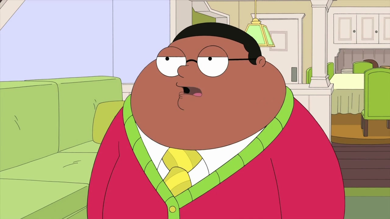 The Cleveland Show: 'Tis The Cleveland To Be Sorry