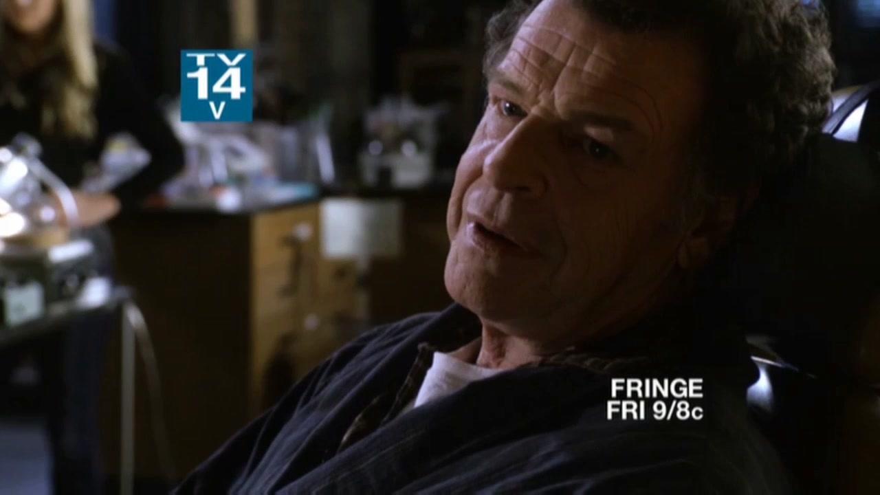 Fringe: Black Blotter