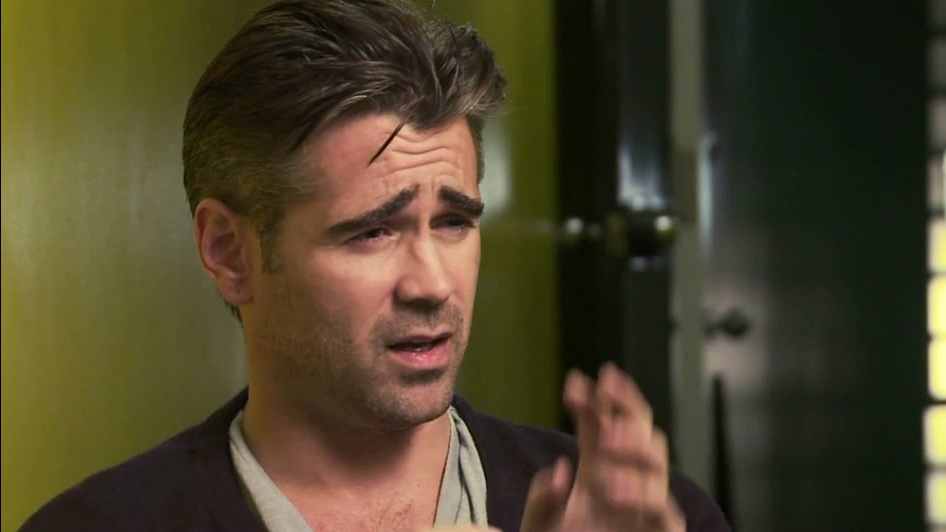 Seven Psychopaths: Colin Farrell Is Marty (Featurette)