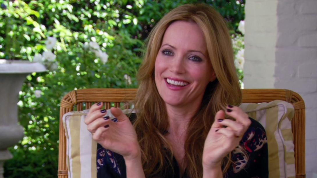 This Is 40: Leslie Mann On How The Movie Relates To Their Real Life