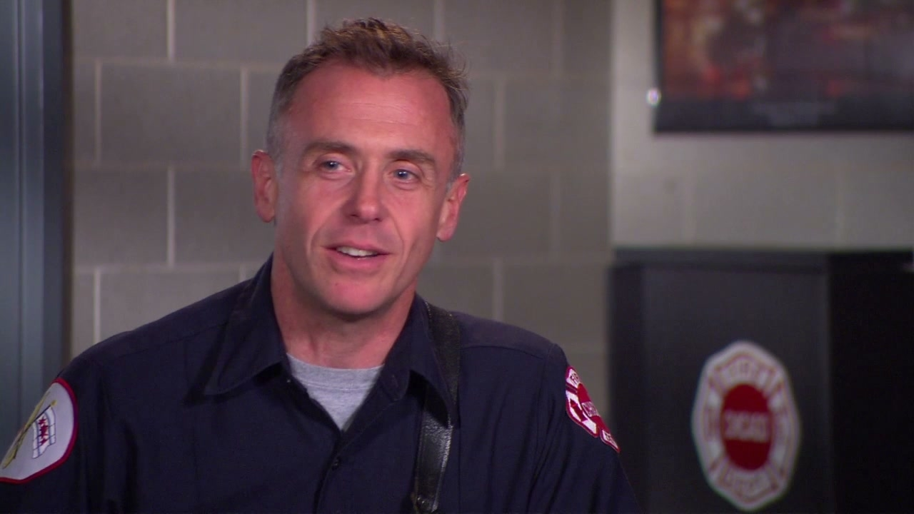 Chicago Fire: Interview Excerpts Jesse Spencer