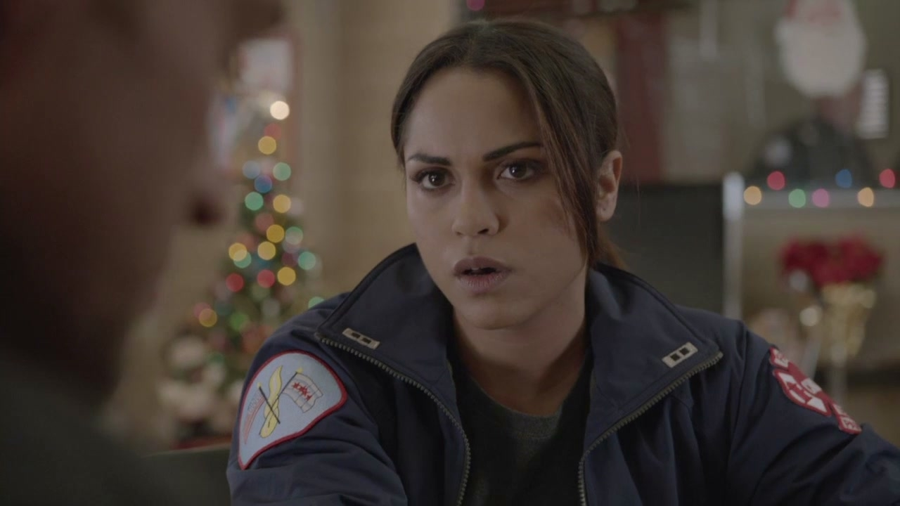 Chicago Fire: Christmas Party