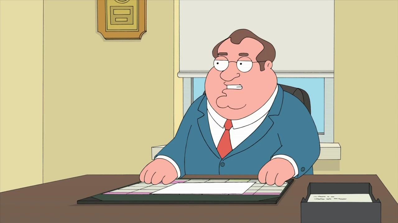 Family Guy: Space Cadet