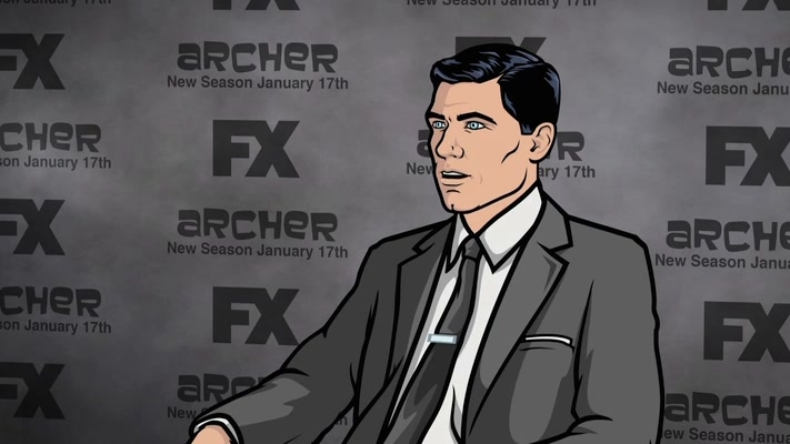 Archer: Archer's Perfect Day