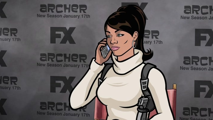 Archer: Lana's Perfect Day