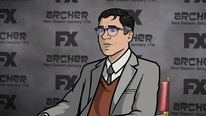 Archer: Cyril's Perfect Day