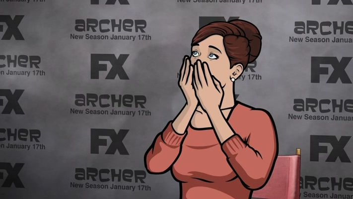 Archer: Cheryl's Perfect Day