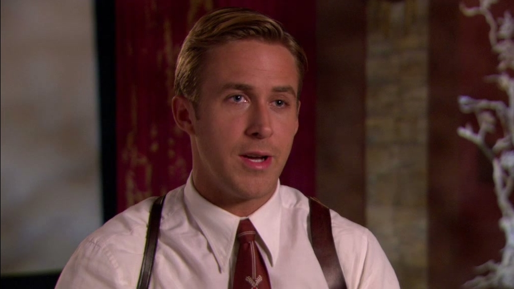 Gangster Squad: Ryan Gosling On His Character