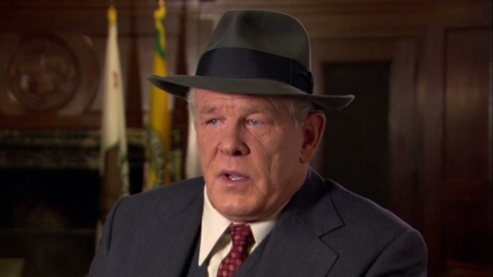 Gangster Squad: Nick Nolte On The Story
