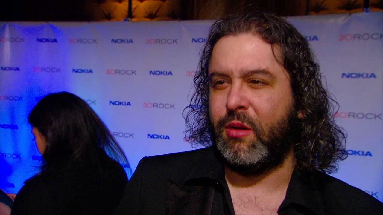 30 Rock: Interview Excerpts Judah Friedlander