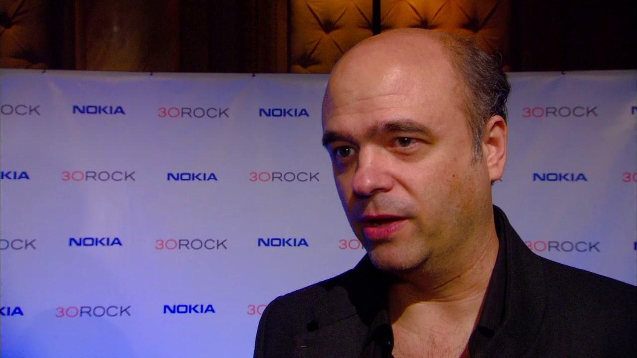 30 Rock: Interview Excerpts Scott Adsit
