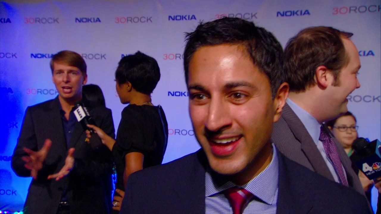 30 Rock: Interview Excerpts Maulik Pancholy