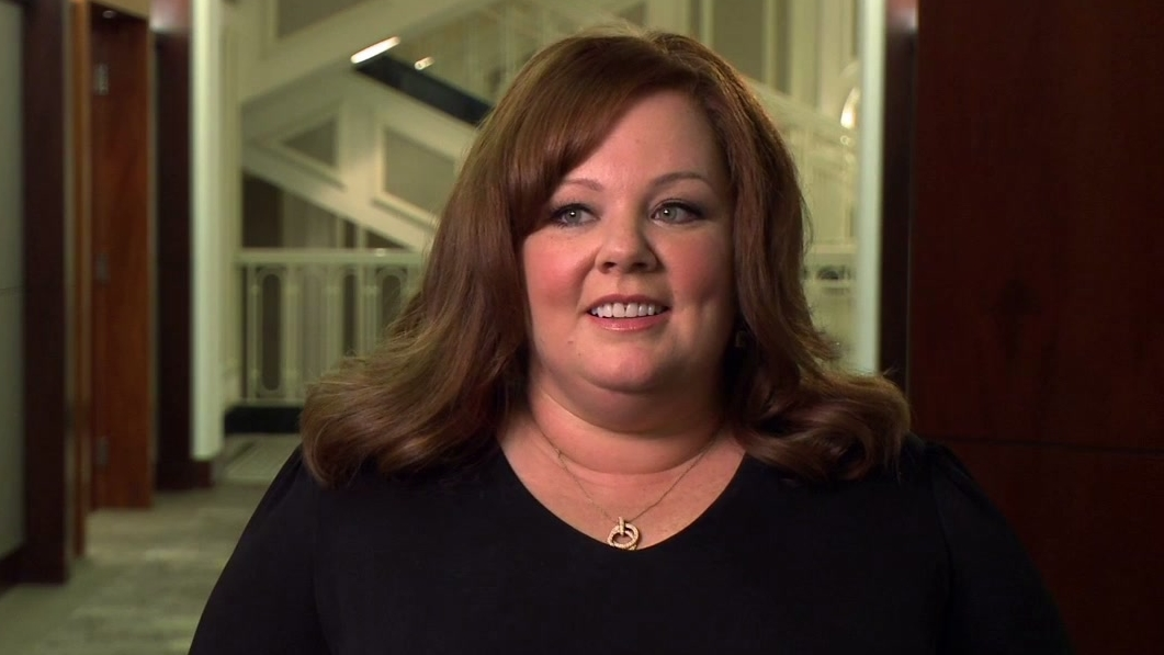 Identity Thief: Melissa McCarthy On What Enticed Her To Take The Project