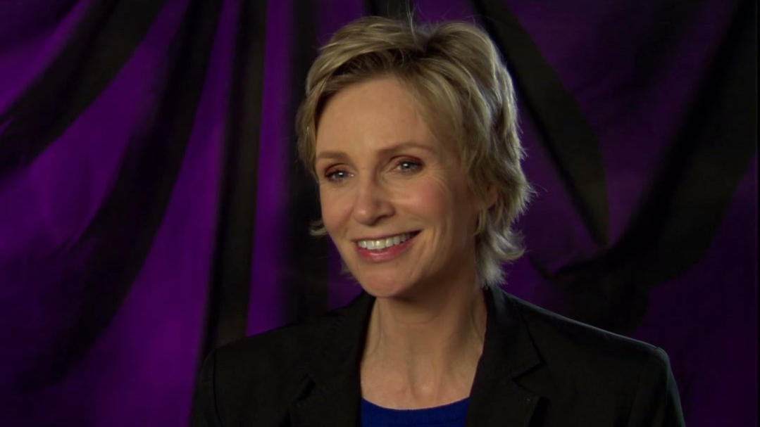 Escape From Planet Earth: Jane Lynch On Her Character