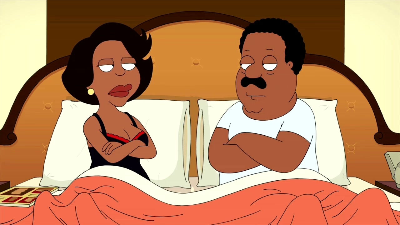 The Cleveland Show: Donna Is Still Angry