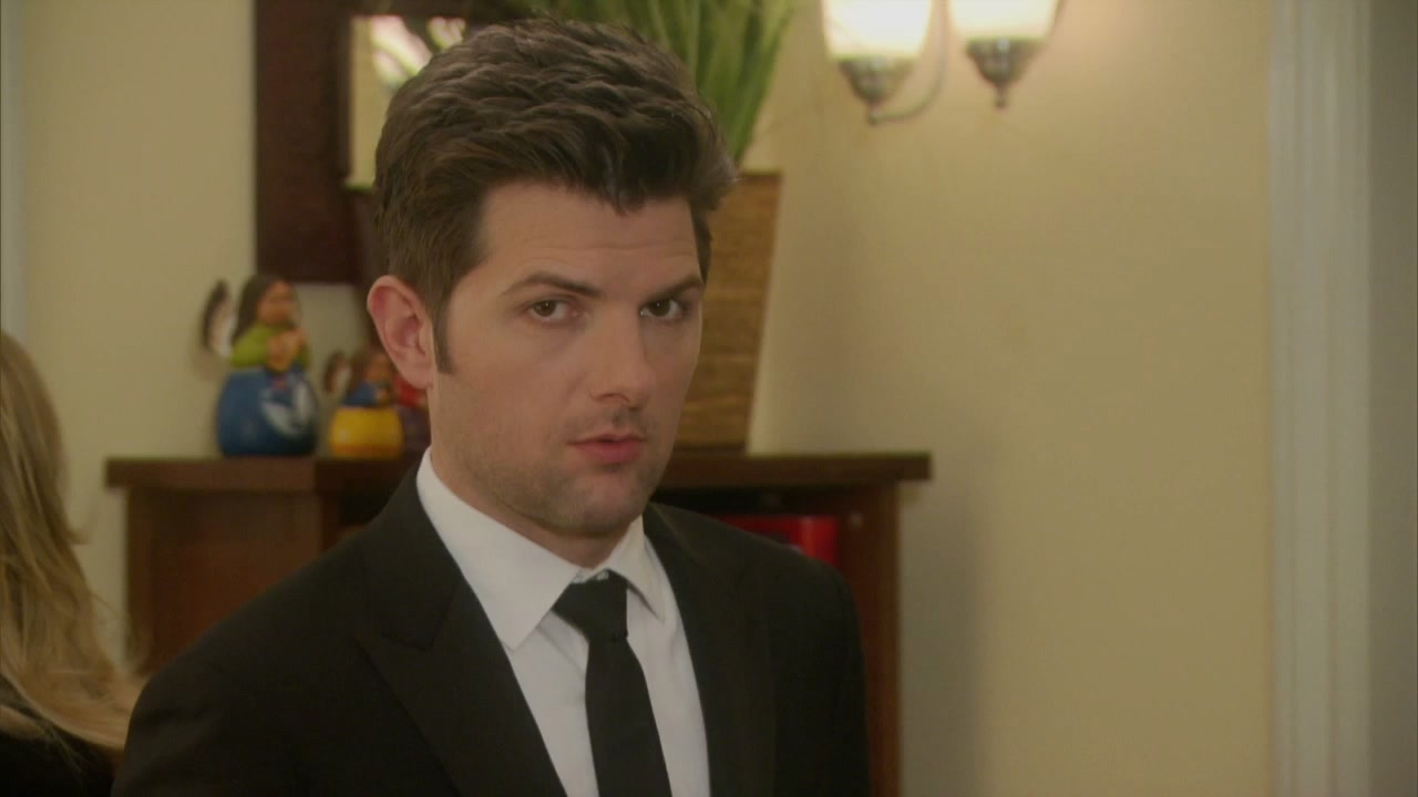 Parks And Recreation: Correspondents' Lunch