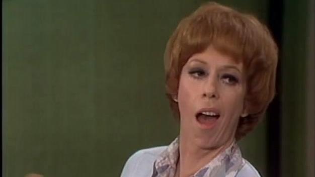 The Carol Burnett Show: Episode 8.21