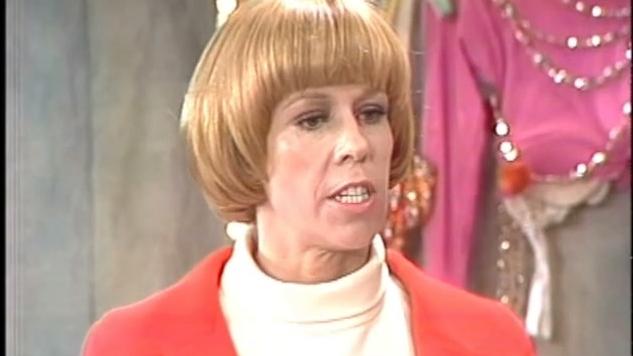 The Carol Burnett Show: Episode 6.10